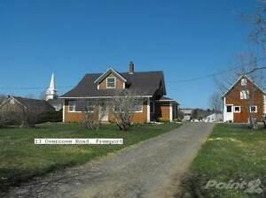 Homes for Sale in Freeport, Nova Scotia $125,000