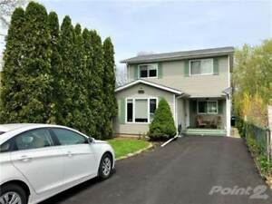 Homes for Sale in Port Weller, St. Catharines, Ontario $425,000