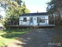 Homes for Sale in Mary Lake, Huntsville, Ontario $209,000