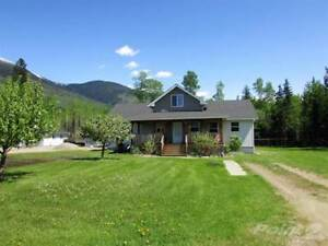 Homes for Sale in McBride, British Columbia $329,000