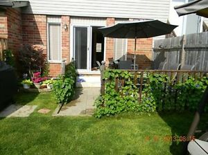 Cute as a Button.....Town-Home For Rent in Kitchener...