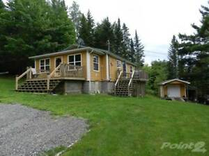 Homes for Sale in Little River, Elgin, New Brunswick $114,900