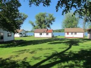 Waterfront Cottages,  Campbellford. PET FRIENDLY