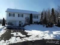 Homes for Sale in Lincoln, Fredericton, New Brunswick $254,500