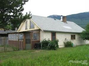 Homes for Sale in Village, McBride, British Columbia $65,000