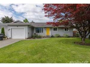 Homes for Sale in Agassiz, British Columbia $539,900