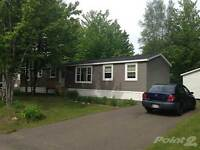 Homes for Sale in Pine Tree, Moncton, New Brunswick $85,500