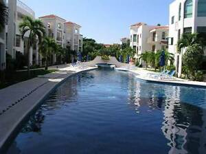 Long Term ! Luxurious Playa del Carmen condo across the beach