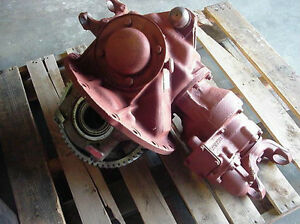 MACK CRD92 DIFFERENTIAL TRUCK  SQ100
