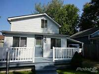 Homes for Sale in Crystal Beach, Fort Erie, Ontario $149,900