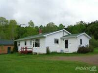 Homes for Sale in Waterford, New Brunswick $144,900
