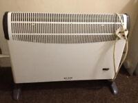 Glen Model 2570 Convector Electric Heater 2000 watts