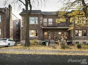 Homes for Sale in Cote des Neiges, Montréal, Quebec $749,000