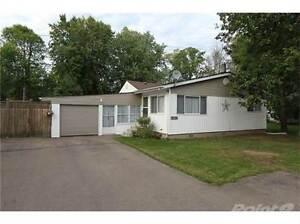 Homes for Sale in Ridgeway, Fort Erie, Ontario $217,500