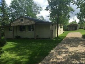 Cottage/Home On 1 Acre, 1 km from Meadow Lake Provincial Park!