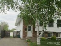 Homes for Sale in Prince Charles, Welland, Ontario $162,900