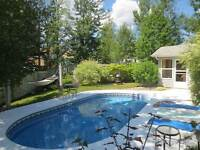 Room To Rent In Executive Home....Dieppe With Pool!!