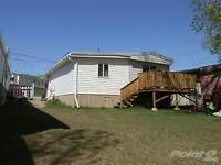 Homes for Sale in Coolsprings, Peace River, Alberta $69,900