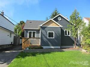 Homes for Sale in West End, Sudbury, Ontario $269,500