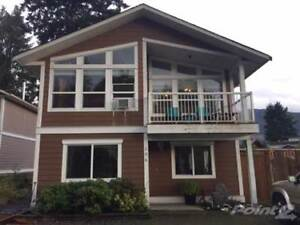 Homes for Sale in Lake Cowichan, British Columbia $358,800