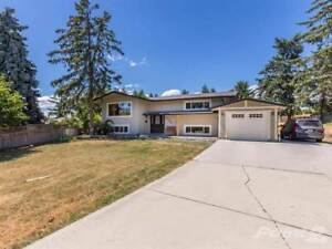 Homes for Sale in East Hill, Vernon, British Columbia $539,500