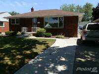 Homes for Sale in Windsor, Ontario $129,900