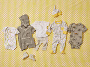 Used BABY CLOTHES FOR SALE FOR CHEAP!