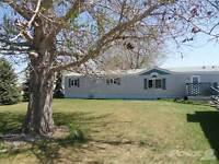 Homes for Sale in Johnson Estates, Brooks, Alberta $259,900