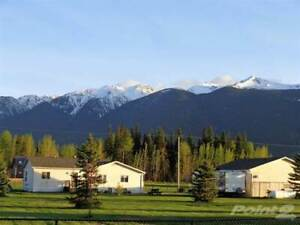 Homes for Sale in Village, McBride, British Columbia $339,000