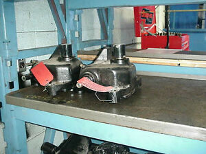 FORD TRUCK CL CABOVER 504AS023 STEERING GEAR