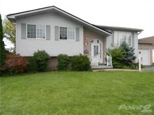 Homes for Sale in Crescent Park, Fort Erie, Ontario $358,800