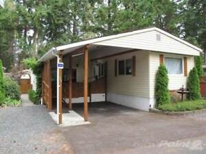 Homes for Sale in Parksville, British Columbia $129,000