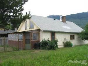 Homes for Sale in Village, McBride, British Columbia $65,000