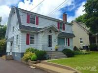 Homes for Sale in Old West End, Moncton, New Brunswick $224,900
