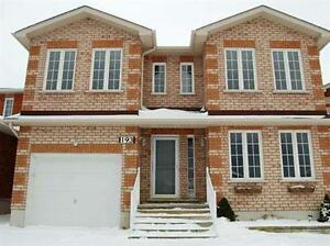 South Barrie! Fully Detached 4 bedroom!! Aug. 1st