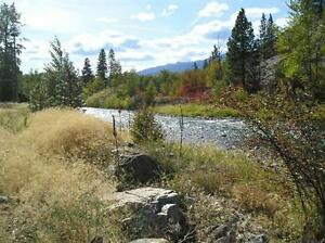 Pad rental near McIntyre creek Gallagher lake