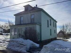 Homes for Sale in Downtown, Springhill, Nova Scotia $59,500