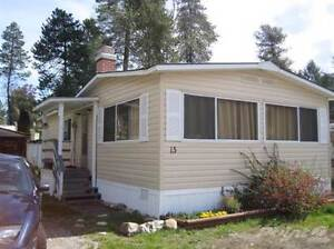 Homes for Sale in Genelle, Trail bc, British Columbia $46,900