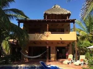 BARRA DE NAVIDAD Mexico - HOUSE FOR SALE $355,000. USD