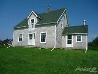 Homes for Sale in Grand River, Prince Edward Island $185,000