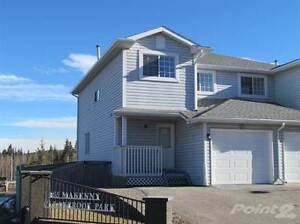 Condos for Sale in Thompson Lake, Hinton, Alberta $229,900