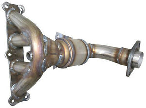 JEEP COMPASS 2.4L L4 EXHAUST CATALYTIC CONVERTER
