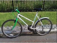 A beautiful bike40£ or change for something of my interest..for moving and want to sell before leave