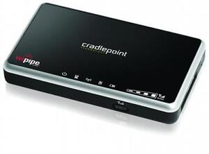 CRADLEPOINT CTR500 UNIVERSAL CELLULAR ROUTER 3G/4G