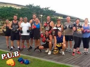 Pumped Up Boxing Nightcliff Darwin City Preview