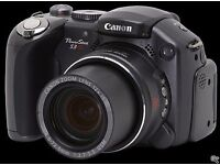 Canon PowerShot S3 IS Camera for Sale - Excellent condition - £45 ono