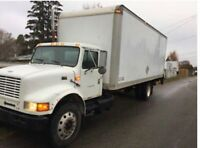 Owner operator with 5 ton and 1 ton looking for contracts