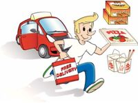 Delivery drivers required!!