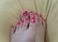 Are you looking for pedicure ????