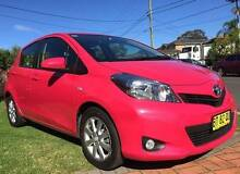 2012 Toyota Yaris  YRX Hatchback,GPS, MAGS,LOG BOOK Yagoona Bankstown Area Preview